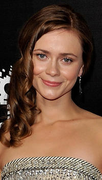 Maeve Dermody at the 2009 AFI Industry Awards in Australia.