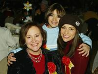 Belita Moreno, Luis Garcia and Constance Maria at the 73rd Annual Hollywood Christmas Parade.