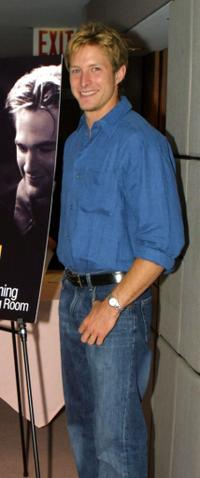 David Monahan at the screening of