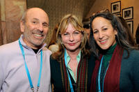Jack Ferraro, Lyn Lear and Gina Belafonte at the Board Brunch/Director's Circle during the 2011 Sundance Film Festival.