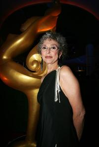 Rita Moreno at the opening night of the Bangkok International Film Festival.