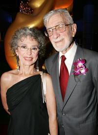 Rita Moreno and her husband Lenny Gordon at the opening night of the Bangkok International Film Festival.