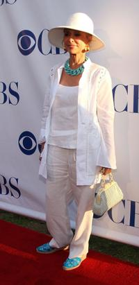 Rita Moreno at the CBS Summer