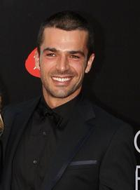 Luca Argentero at the David di Donatello Movie Awards.