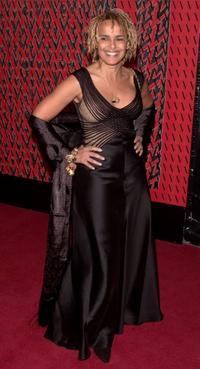Shari Belafonte at the Valentino 40th anniversary event in Los Angeles.