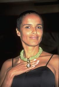 Undated file photo of Shari Belafonte.