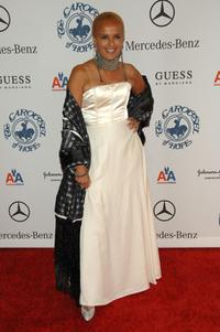 Shari Belafonte at the 30th Anniversary Carousel of Hope Ball.