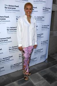 Shari Belafonte at the Actors Fund 12th Annual Tony Awards Bash.