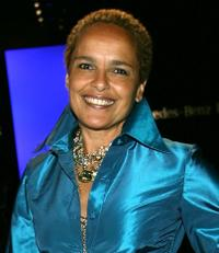 Shari Belafonte at the Kevan Hall Spring 2008 Fashion Show during the Mercedes Benz Fashion Week.