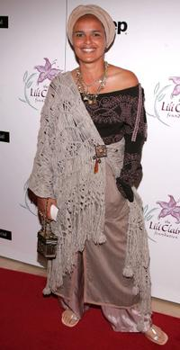 Shari Belafonte at the 8th Annual Lili Claire Foundation Benefit.