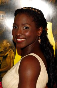 Rutina Wesley at the premiere of