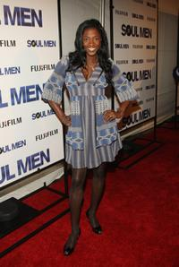 Rutina Wesley at the world premiere of