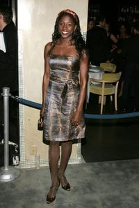 Rutina Wesley at the after party of the opening night of