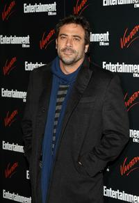 Jeffrey Dean Morgan at the Entertainment Weekly and Vavoom annual upfront party.