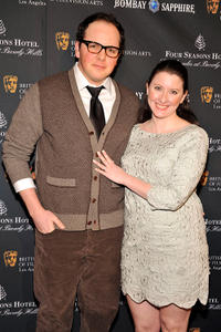Austin Basis and Coleen Berry at the BAFTA Los Angeles 17th Annual Awards Season Tea party in California.