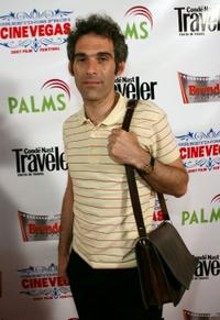 Ronald Bronstein at the screening of
