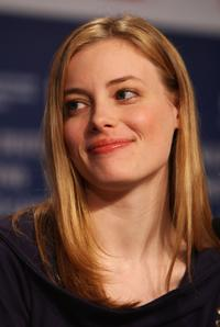 Gillian Jacobs at the photocall of