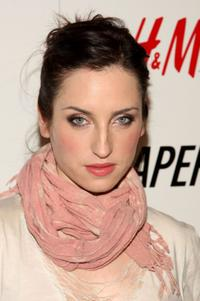 Zoe Lister-Jones at the Paper Magazine's The Beautiful People Party 2009.