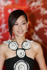 Kate Tsui at the 27th Hong Kong Film Awards.