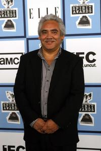 Pedro Castaneda at the 2008 Spirit Awards.