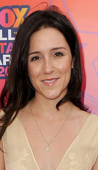 Shannon Woodward at the FOX 2010 summer Television Critics Association all-star party in California.