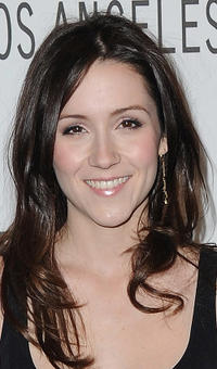 Shannon Woodward at the Media's Paleyfest 2011 Event honoring