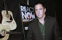 Trent Reznor at the