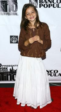 Sophie Nyweide at the screening of