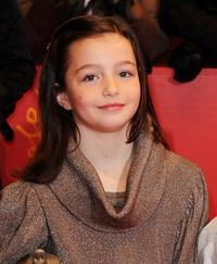 Sophie Nyweide at the premiere of