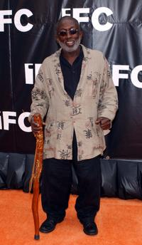 Garrett Morris at the IFC Entertainment party following the 2002 IFP/West Independent Awards.