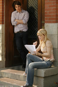 Josh Hartnett and Kathryn Morris in