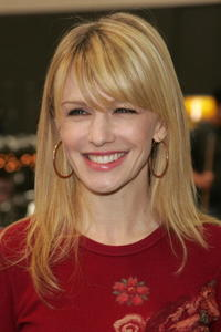 Kathryn Morris at the Celebrity Racing Charity Event.