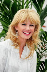 Kathryn Morris at the promotion of