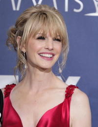 Kathryn Morris at the 59th Annual Primetime Emmy Awards.