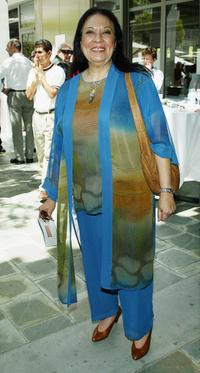 Shelley Morrison at the 12th Annual L.A.Shanti Wine Tasting and Auction.