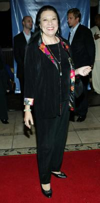 Shelley Morrison at the 2004 NBC Winter Press Tour All-Star Party.
