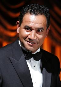 Temuera Morrison at the 5th Annual Celebration Of New Zealand filmmaking.