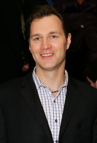 David Morrissey at the