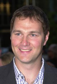 David Morrissey at the premiere of
