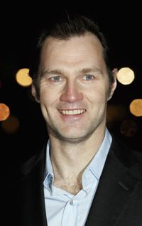 David Morrissey at the world premiere of