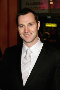 David Morrissey at the UK premiere of