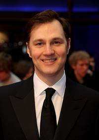 David Morrissey at the British Academy Television Awards 2008.