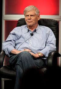 Robert Morse at the AMC Channel 2008 Summer Television Critics Association Press Tour.