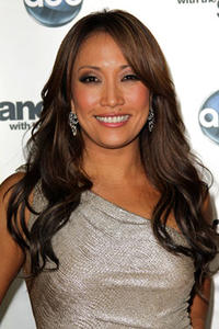 Carrie Ann Inaba attends the premiere of 'Dancing With The Stars' at CBS Television City on September 20, 2010 in Los Angeles, California.