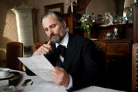 Viggo Mortensen as Sigmund Freud in ``A Dangerous Method.''