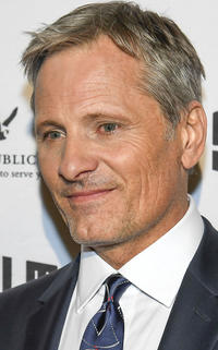 Viggo Mortensen at the SFFILM screening of