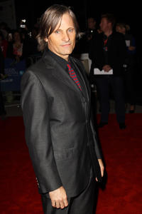 Viggo Mortensen at the premiere of