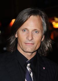Viggo Mortensen at the London premiere of