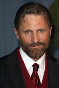 Viggo Mortensen at the annual Academy nominees luncheon.