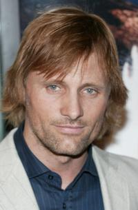 Viggo Mortensen at the California premiere of